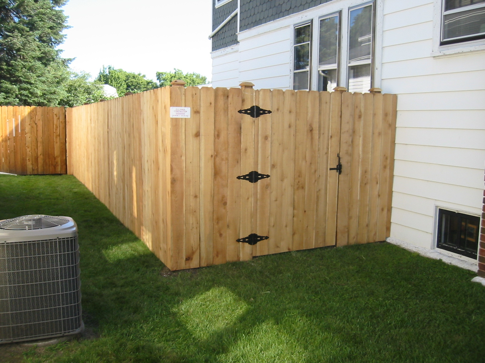 J And J Construction Fence Services Amp Work Pictures